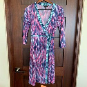 BCBG MAX AZRIA Wrap Dress